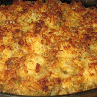 Eggplant Casserole Main Dish Recipes