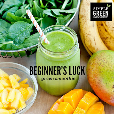 Beginner's Luck Green Smoothie