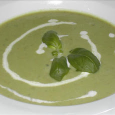 Spiced Pea Soup
