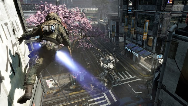 Online persistent world was not right for Titanfall says Respawn