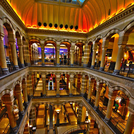 Amsterdam Shopping mall by Guido Flock - Buildings & Architecture Architectural Detail
