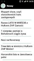 Screenshot of Regiony ZHP