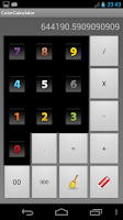 Screenshot of Color Calculator