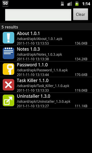 Apk Installer - 1mobile台灣第一安卓Android下載站