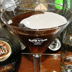 Peppermint Patty Martini