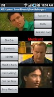 Screenshot of Alf Stewart Soundboard