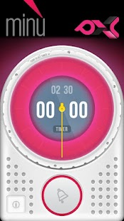 Minu - The Design Timer Screenshot