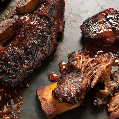 Smoky-Sweet BBQ Beef Short Ribs