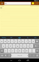 Screenshot of Laban Key: Vietnamese keyboard