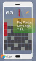 Screenshot of Pentas Blocks