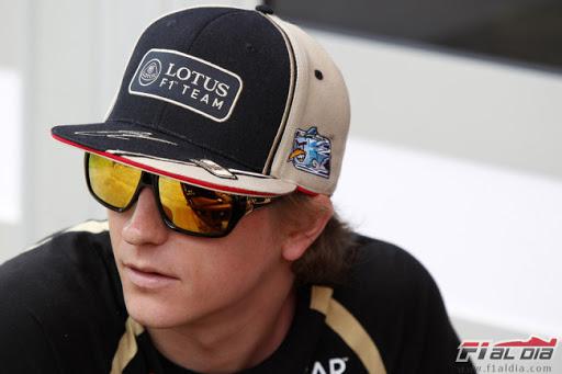 2012 Kimi Räikkönen