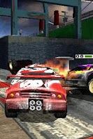 Screenshot of Destruction Derby
