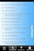 Screenshot of Dating Pro Estonia