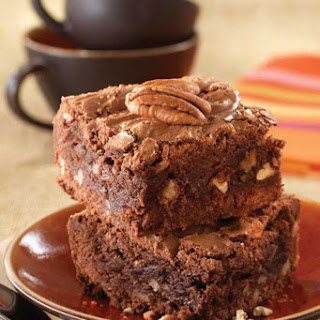 Whole-Wheat Coconut Brownies