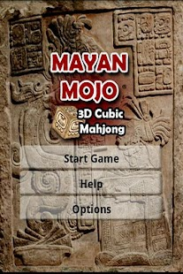 Mayan Mojo Test/Demo - screenshot