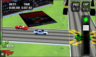 Screenshot of HTR High Tech Racing