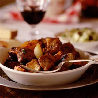 Roast Pork With Winter Vegetables Recipes