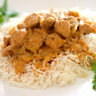 Mouth Watering Coconut Thai Chicken Curry