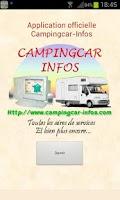 Screenshot of Aires Campingcar-Infos Free