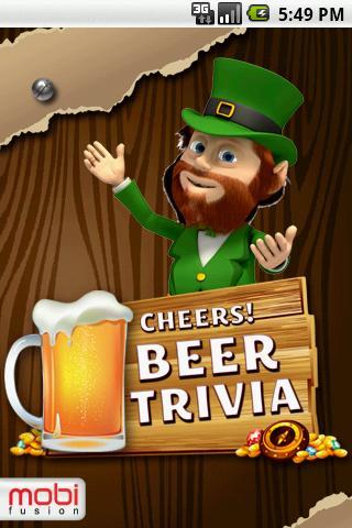 Cheers Beer Trivia