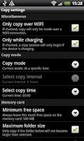 Screenshot of Auto Copy Free