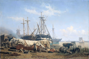 RIJKS: Johan Conrad Greive: painting 1867