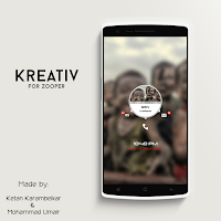 Screenshot of Kreativ - For Zooper