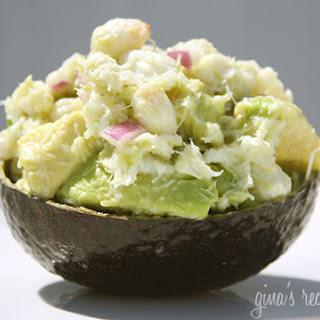 Salad With Crab And Avocado Recipes