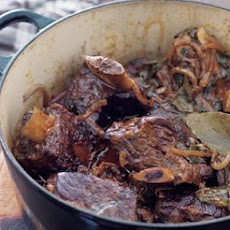 Short Ribs Braised in Balsamic