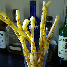 Cheesy Pub Straws