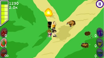 Screenshot of Mutant Mole Mayhem
