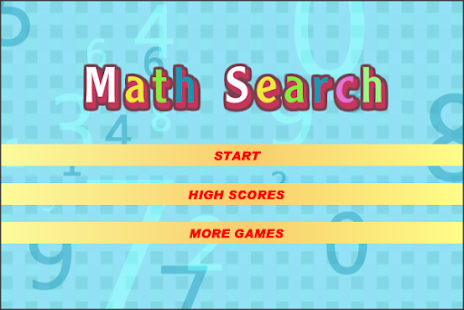 Math Search - screenshot