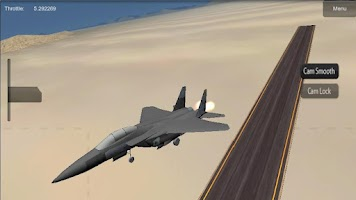 Screenshot of Flight Simulator 3D