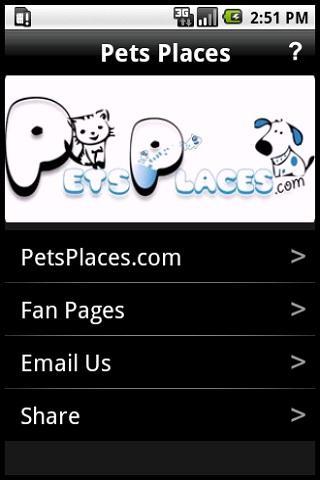PetsPlaces.com