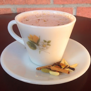 Tea Tales - Spiced Sweet Kashmiri Chai