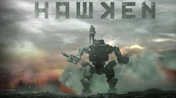 Screenshot of Hawken Live Wallpaper