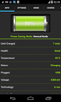 Screenshot of Maximize Battery Saver