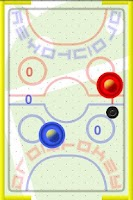 Screenshot of Droid Hockey