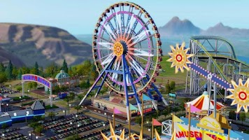 Screenshot of Build Amusement Parks