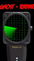 Screenshot of Ghost radar HD free