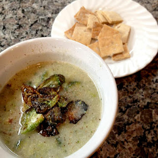 Broccoli And Brussel Sprout Soup Recipes