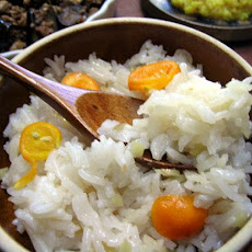 Ginger Jasmine Rice