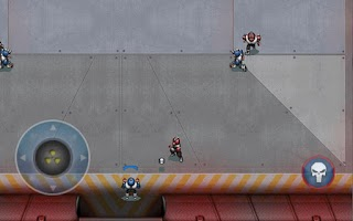 Screenshot of Punk Ball