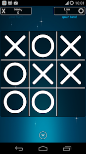 TicTacToe  C.O.L.O.R.- screenshot thumbnail