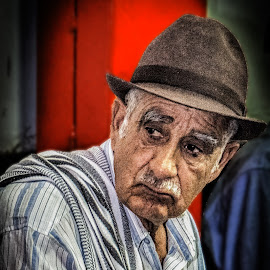 Paisa by Jose German - People Portraits of Men ( peple, paisa, men, portrait, man )