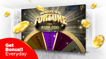 Screenshot of Gorilla Poker