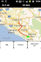Screenshot of Long Beach CA Guide