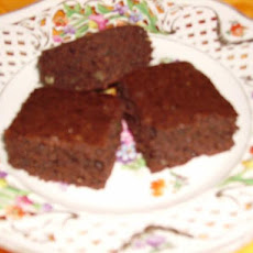 Flax Seed Brownies