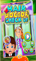 Screenshot of Hair Doctor Checkup Clinic