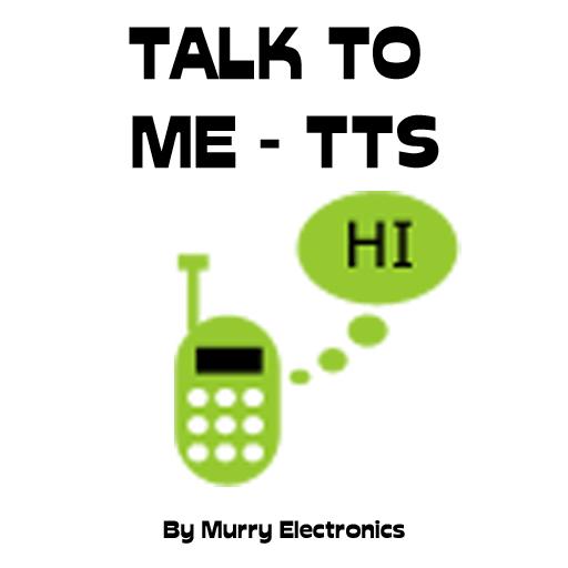 Talk To Me - TTS LOGO-APP點子